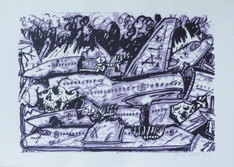 Die in Hell Airlines, B3, 2013
